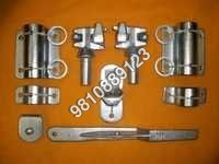 Container Door Lock Pipe Fitting Parts