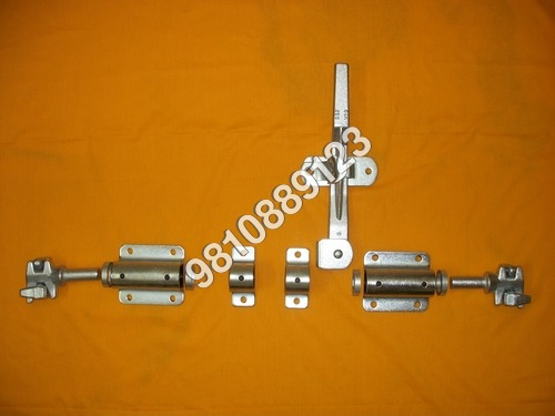 Container Door Lock Pipe Fitting Assembly