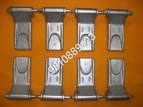 8 Piece Container Door Lock Hinges