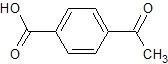 4-Acetylbenzoic Acid