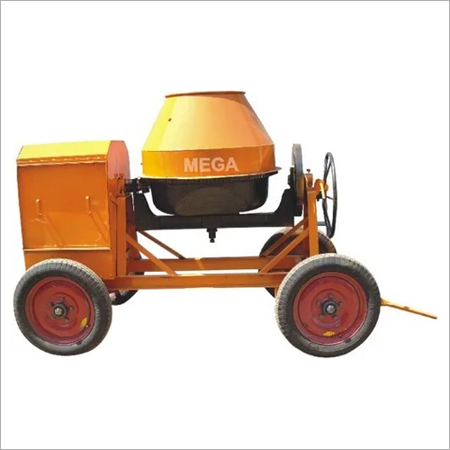 Concrete Mixer Machine Without Hopper