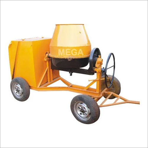 Concrete Mixer Machine (C.I DRUM) (M.S DRUM)
