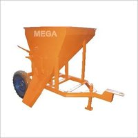 Feeder For Ready Concrete Shifting