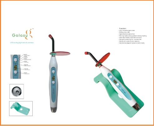 GX - 07 Dental Cordless Curing Light