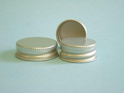 Cosmetics Aluminium Caps