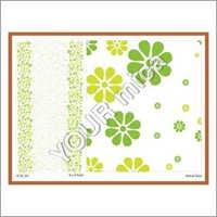 Yellow And Green Colour Laminated Sheets