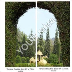 Terrace Double Door Designs