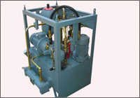 hydraulic power pack system unit
