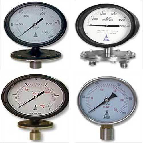 Shafferd Diaphragm & Capsule Gauge