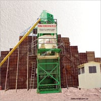 Batching and Mixing Plant