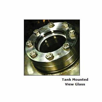 Tank Mounted View Glass