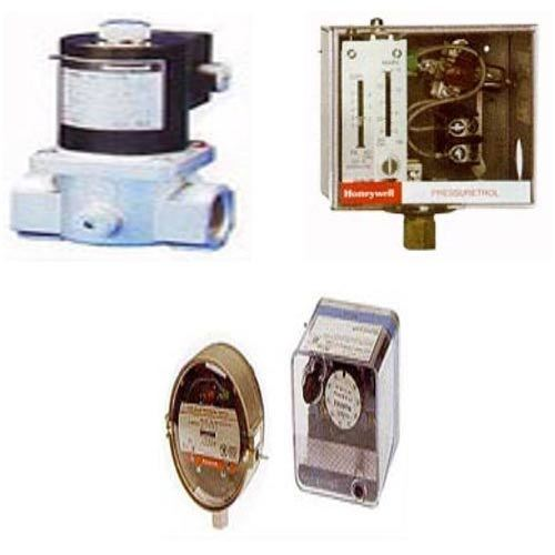 Gas Valves & Pressure Switches