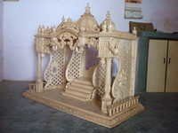 Wooden Temples