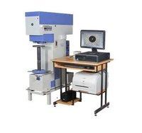 Comp. Optical Brinell Hardness Tester -Outside PC
