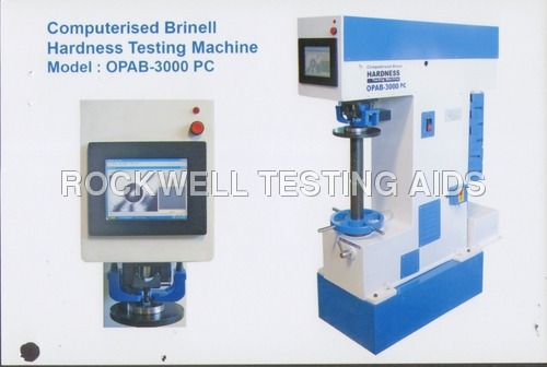 Comp. Optical Brinell Hardness Tester -Inbuit PC