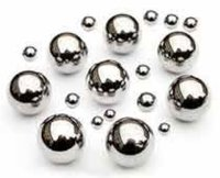 Steel & Tungsten Carbide Balls