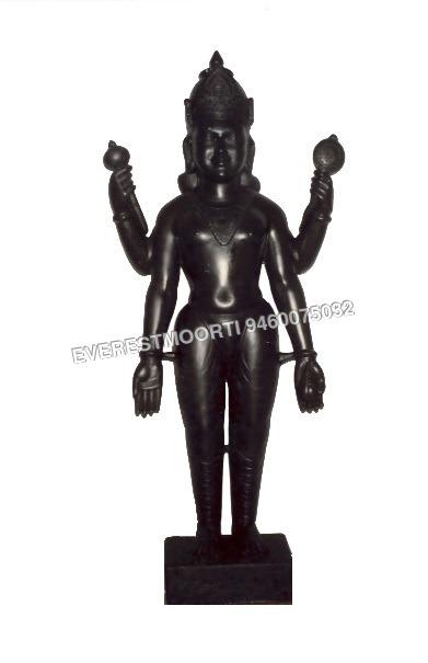 Black Narayan Moorti
