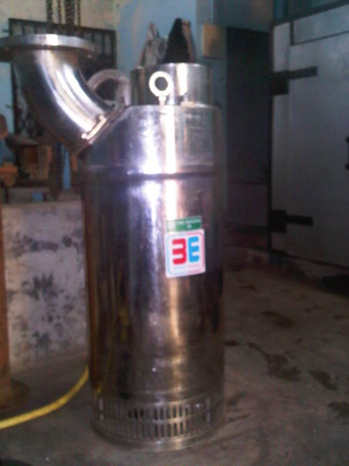 Stainless Steel Dewatering Pumps