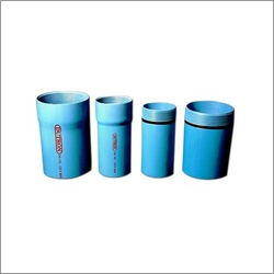 U-PVC Casing Pipes (Blue Color)