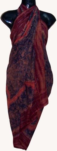 Poly Cotton Printed Sarongs