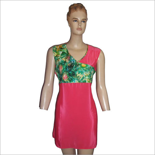 Silk Digital Printed Kurtis