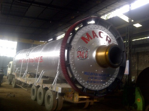 Ball Mill Machinery