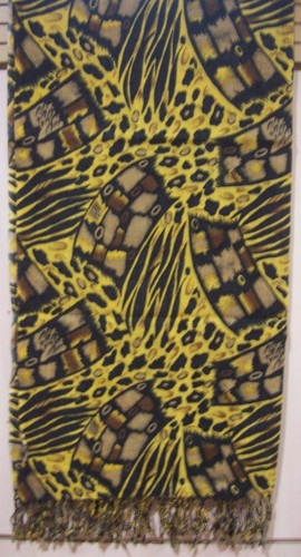 Animal Printed Fancy Shawls