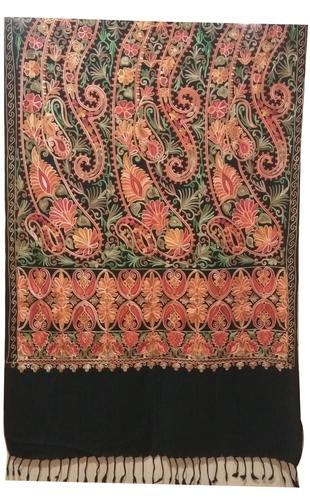 Silk Embroidered Shawls