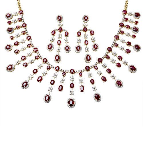 Bridal Necklace Jewellery Set