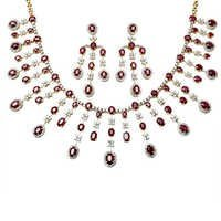 Bridal Necklace Jewellery Set