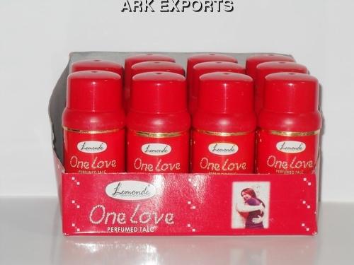 One Love Talcum Powder