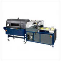 Automatic Side Sealer with Shrink Tunnel