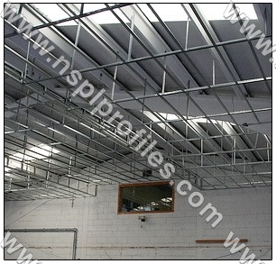 False Ceiling Sections