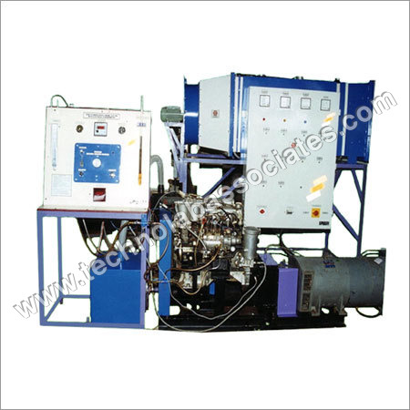 Four Stroke Four Cylinder Diesel Engine Test Rig