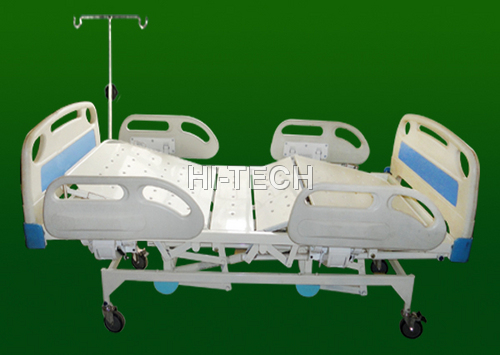 MOTORIZED ICCU BED WITH ABS BOARD
