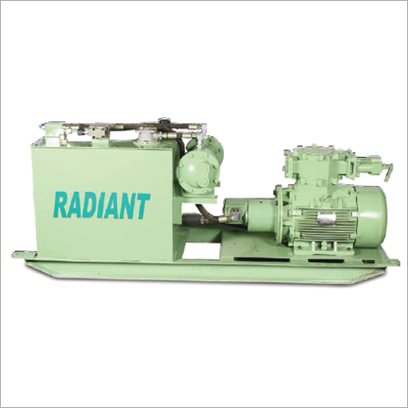 Radiant Hydraulic Power Pack