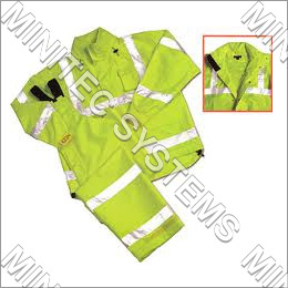 High Visibility Winter Jacket