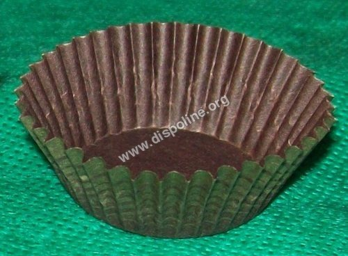 chocklete baking cup(29X15MM)