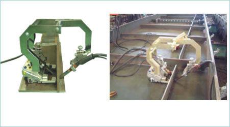 Auto Welding Machine Twin Torch