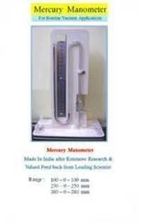MANOMETER-MERCURY