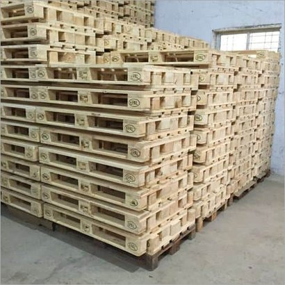 Pinewood Shipping Pallet Certifications: Iso 9001:2015 Certified Company