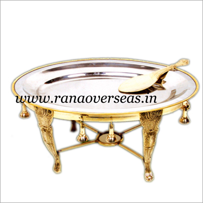 Brass Rice Warmer