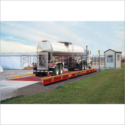 PIT LESS TYPE ELECTRONIC WEIGHBRIDGE