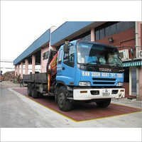 PIT TYPE ELECTRONIC WEIGHBRIDGE