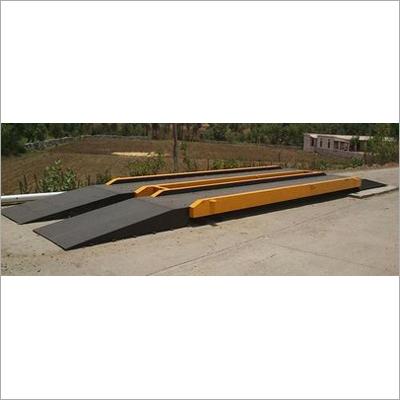 Movable weighbridge
