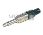 P-38 Mono Plug Connector Fancy Type (Copper Plated)
