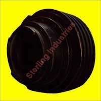 Feed screw for buhlar whitener 2.5ton capacity