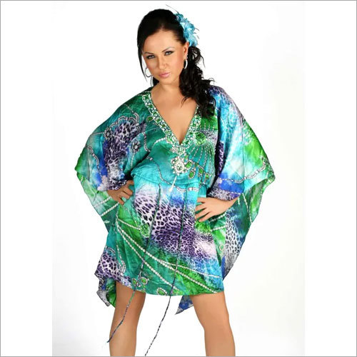 Digital Printed Ladies Tunic