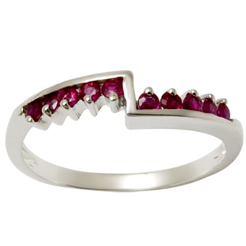 Red Ruby Jewellery Simple jewelry Rings Precious S