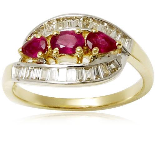 buggets diamond jewellery ruby diamond jewellery diamond ruby gold jewellery